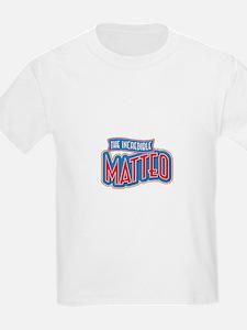 The Incredible Matteo T-Shirt