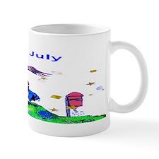July Fourth Sparkler Mug