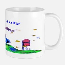 July Fourth Sparkler Mug