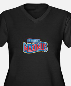The Incredible Maximus Plus Size T-Shirt
