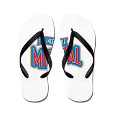 The Incredible Micheal Flip Flops