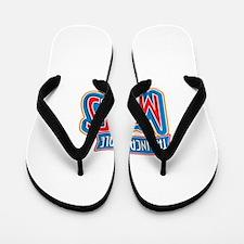 The Incredible Myles Flip Flops