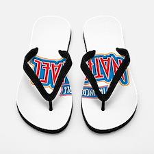 The Incredible Nathanael Flip Flops