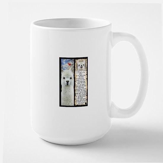 LLAMA Rules LLAMA LOVER Mugs