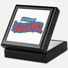 The Incredible Nathaniel Keepsake Box