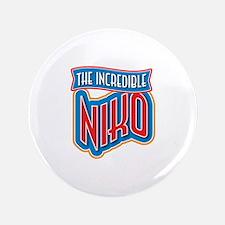 """The Incredible Niko 3.5"""" Button"""