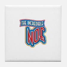 The Incredible Noe Tile Coaster