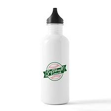 Softball Coach Water Bottle