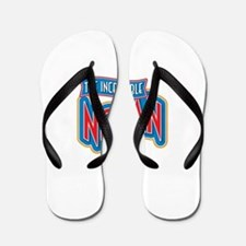 The Incredible Nolan Flip Flops