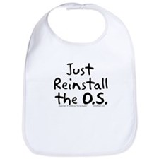 Just Reinstall... Bib