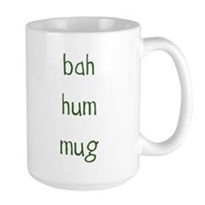 Bah Humbug? Bah Hum Mug!
