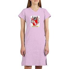 Chestnut Women's Nightshirt