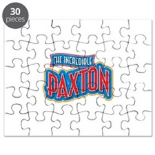 The Incredible Paxton Puzzle