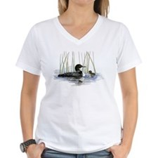 Loon and baby T-Shirt