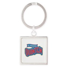The Incredible Quinten Keychains