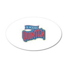 The Incredible Quinten Wall Decal