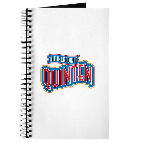 The Incredible Quinten Journal