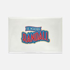 The Incredible Randall Rectangle Magnet