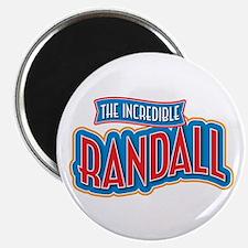 The Incredible Randall Magnet