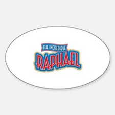 The Incredible Raphael Decal