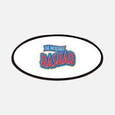 The Incredible Rashad Patches