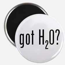 """Got H-2-O? 2.25"""" Magnet (100 pack)"""