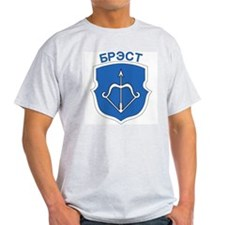 Brest Ash Grey T-Shirt