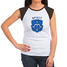 Brest Women's Cap Sleeve T-Shirt