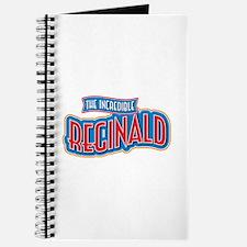 The Incredible Reginald Journal