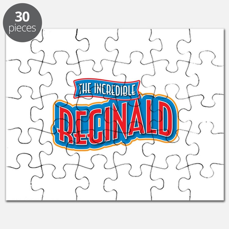 The Incredible Reginald Puzzle