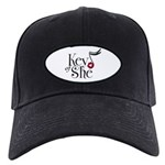 Key of She Kiss Baseball Cap