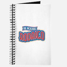 The Incredible Rodrigo Journal