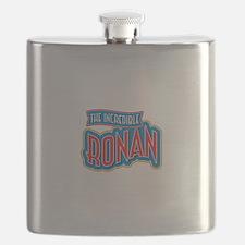 The Incredible Ronan Flask