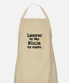 Lawyer by day Apron