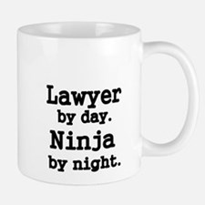 Lawyer by day Mug