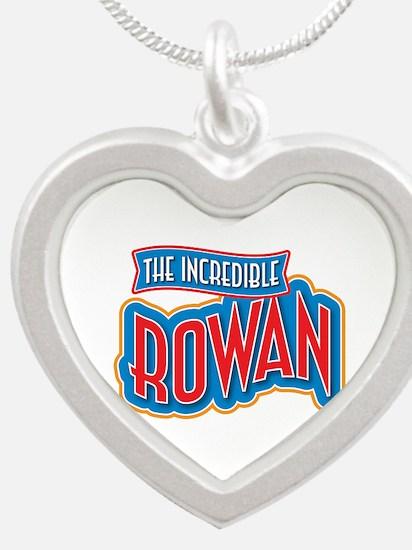 The Incredible Rowan Necklaces