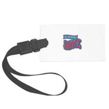 The Incredible Royce Luggage Tag