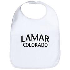 Lamar Colorado Bib