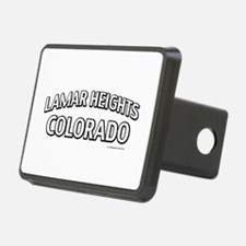 Lamar Heights Colorado Hitch Cover