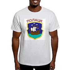 Polatsk Ash Grey T-Shirt