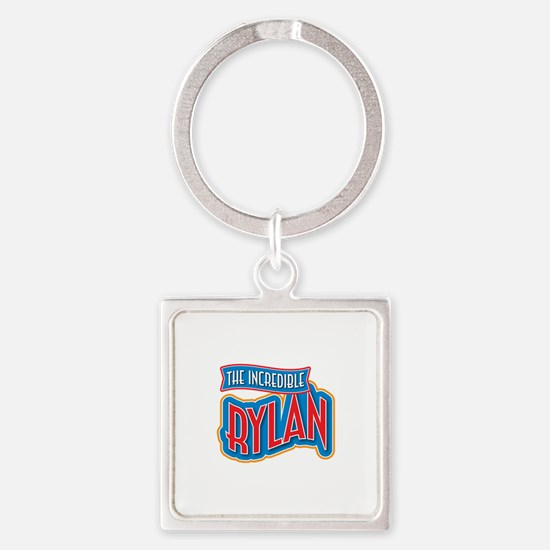 The Incredible Rylan Keychains