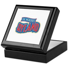 The Incredible Ryland Keepsake Box