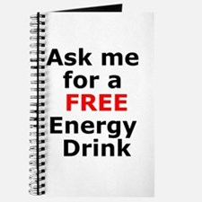 Free Energy Drink Journal