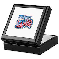 The Incredible Samir Keepsake Box