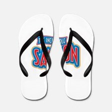 The Incredible Samson Flip Flops