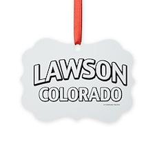 Lawson Colorado Ornament