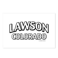 Lawson Colorado Postcards (Package of 8)