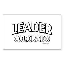Leader Colorado Decal