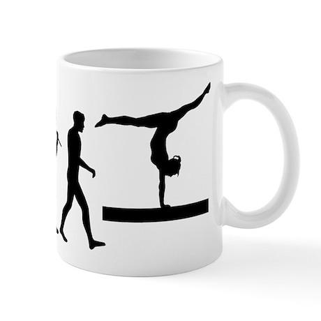 Beam Gymnast Mug