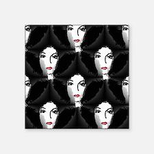 Riyah-Li Designs Afro Sticker